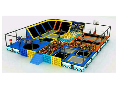 Indoor Trampoline Park for Sale In Pakistan