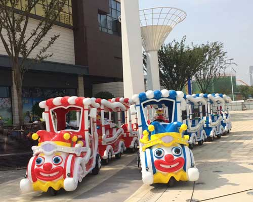 Kiddie Trackless Train Rides for Sale for Paksitan