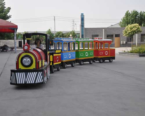 Kiddie Trackless Train Rides for Sale for Pakistan