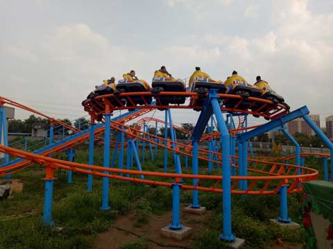 Family Roller Coaster for Sale In Pakistan