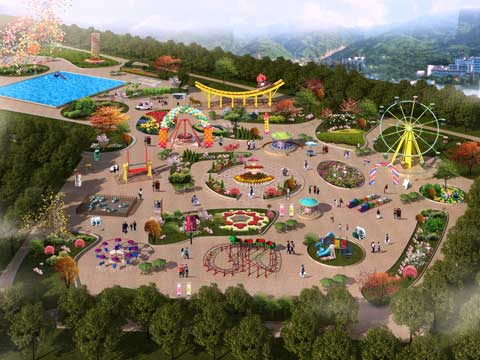 Amusement Park Design for Pakistan -3
