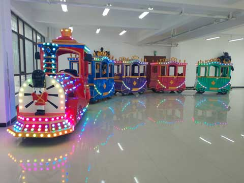 Kiddie New Trackless Train for Sale