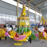 Four New Kiddie Rides for Sale In Pakistan