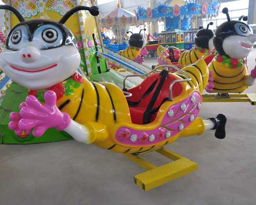 Kiddie Self-control Bee Rides