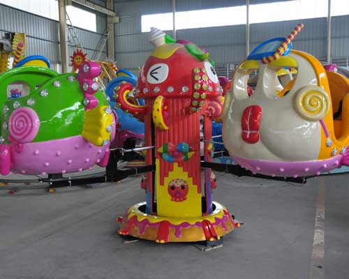 Sweet Octopus Rides for Sale