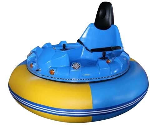 Inflatable Battery Bumper Cars for Pakistan