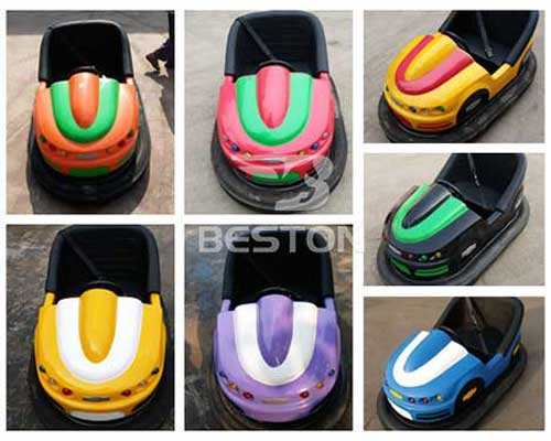 Beston Battery Bumper Cars for Pakistan
