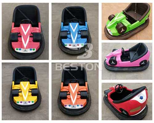 Battery Operated Bumper Cars for Pakistan
