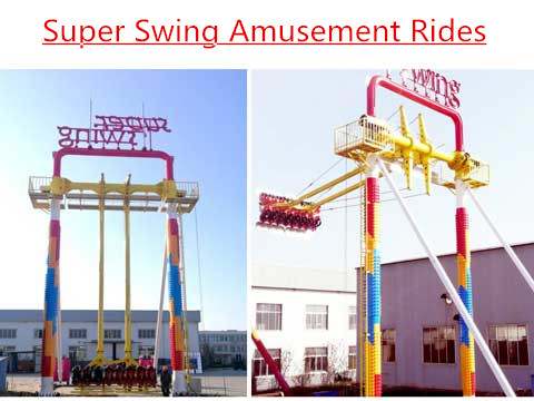 Thrill Super Swing Rides
