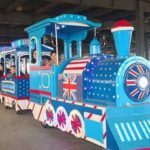 Trackless Train for Sale In Pakistan
