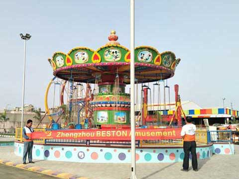 Beston Swing Chair Rides for Pakistan Park