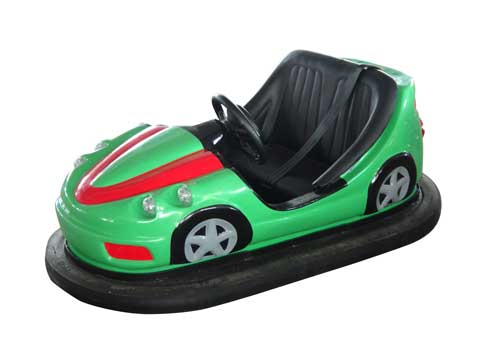 Green New Bumper Cars for Sale