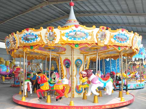 New Carousel Rides for Pakistan
