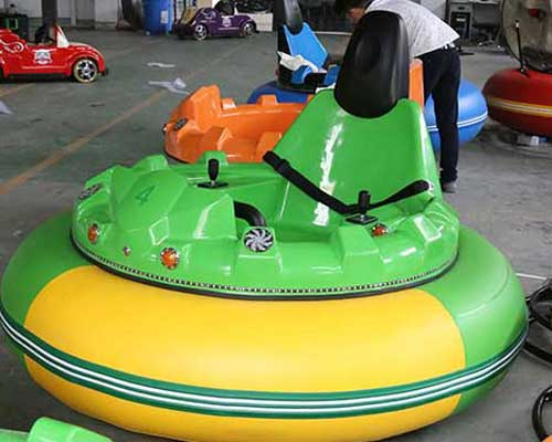 Inflatable Bumper Cars for Pakistan
