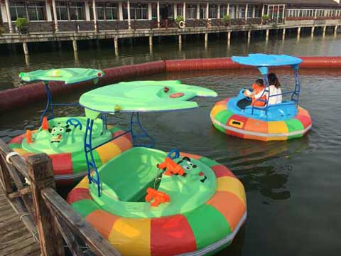 Electric Bumper Boat for Sale