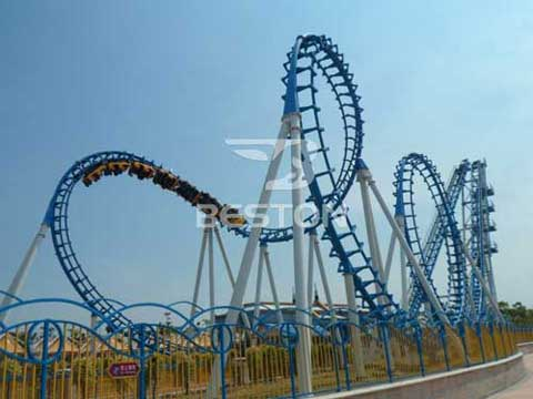 Thrill Roller Coaster for Pakistan