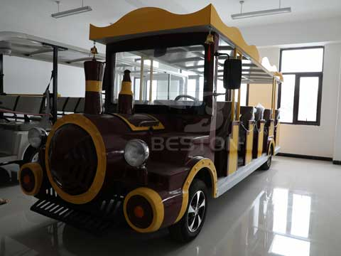 Vintage Electric Bus for Sale In Pakistan