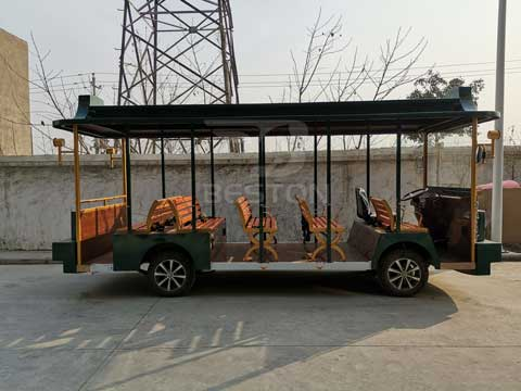 Electric Bus for Pakistan