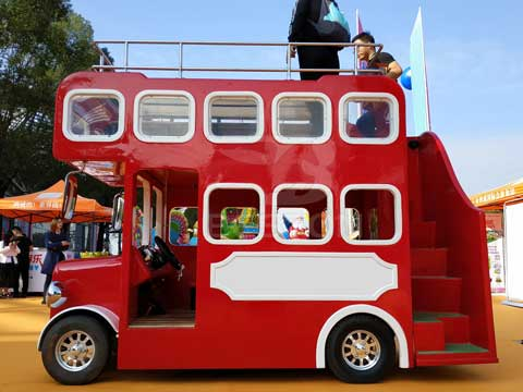 Double Layer Electric Bus for Sale In Pakistan