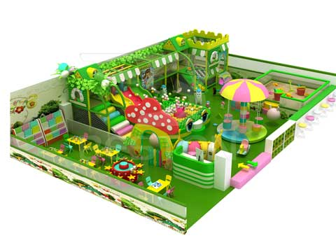 Small Indoor Playground Equipment for Sale In Pakistan