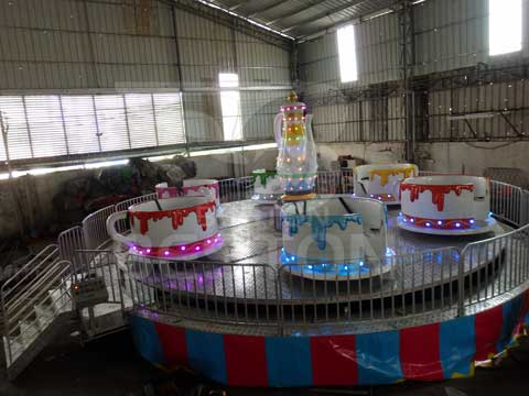 New Tea Cup Rides for Pakistan