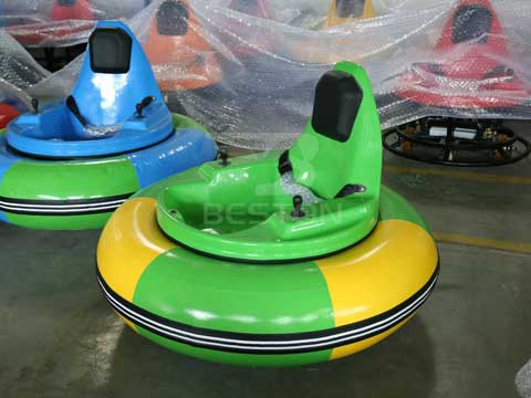 Playland Toys - Inflatable Bumper Cars