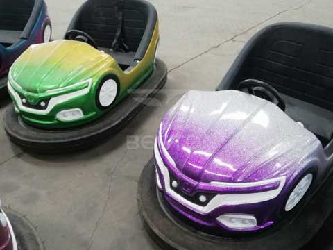 Electric Bumper Cars Playland Toys